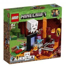 LEGO® Minecraft 21143 Podzemné brána