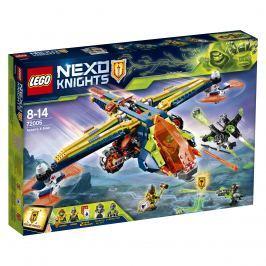 LEGO® NEXO KNIGHTS ™ 72005 Aaronova kuša