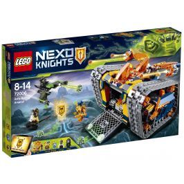 LEGO® Nexo Knights 72006 Axlův arzenál na kolieskach