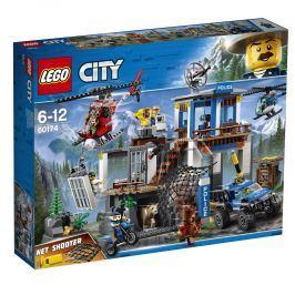 LEGO® City Police 60174 Horská policajnej stanice