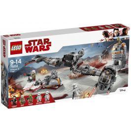LEGO® Star Wars ™ 75202 Obrana planéty Crait ™