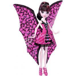 MATTEL Príšerka fanstraštická premena Bat Draculau