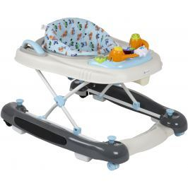 BabyGO Chodítko 4v1 Walker, Grey