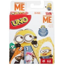 MATTEL uno Despicable Me 3