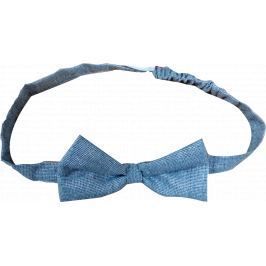 Broel Dievčenská čelenka Romance - modrá