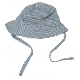 Cangurino Detský klobúčik - modrý