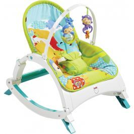 Fisher Price Sedadlo rainforest 3v1