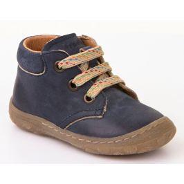 Froddo Chlapčenské členkové topánky - tmavo modré
