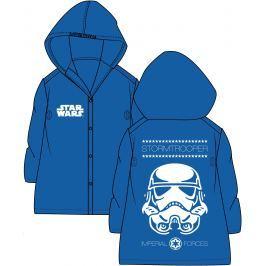 E plus M Chlapčenská pláštenka Star Wars - tmavo modrá