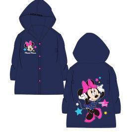 E plus M Dievčenské pláštenka Minnie - modrá