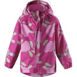 Reima Dievčenská nepremokavá bunda Vesi - ružová