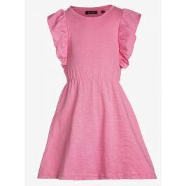 Blue Seven Dievčenské šaty - ružové