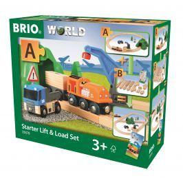 Brio WORLD SETY 33878 Nákladná súprava
