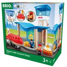 Brio WORLD SETY 33883 Letisko s kontrolnou vežou