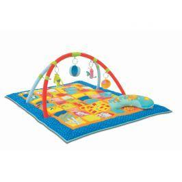 Taf Toys Hracia deka s hrazdou Zvedavec