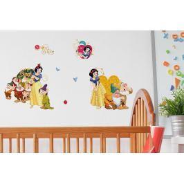 Walplus Samolepka na stenu Snehulienka, 72x36 cm