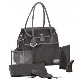 Babymoov Prebaľovacia taška Style Bag - tmavo šedá