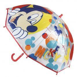 Disney Brand Chlapčenský dáždnik Mickey - farebný
