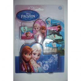 Disney Brand Dievčenská súprava na vlasy Frozen - farebná