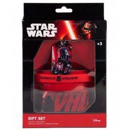 Disney Brand Chlapčenská súprava doplnkov Star Wars - červená