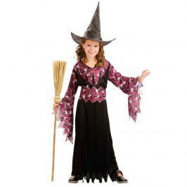 MaDe Šaty na karneval - Čarodejnica, 130 - 140 cm
