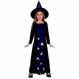 MaDe Šaty na karneval - Čarodejnica, 110 - 120 cm