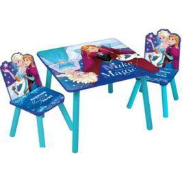 Frozen Detský stôl so stoličkami