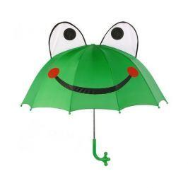 Blooming Brollies Chlapčenský dáždnik sa žabou - zelený