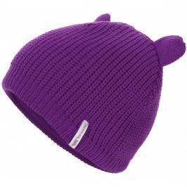 Trespass Dievčenské čiapka s uškami Toot - fialová