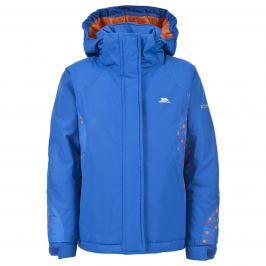 Trespass Dievčenská zimná bunda Florrie - modrá