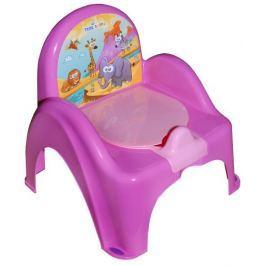 Cosing Nočník - stolička (hrací), ružová