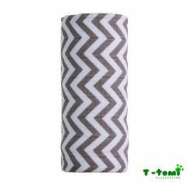 T-tomi Bambusová osuška, sivé striešky
