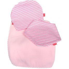 BeeMy Novorodenecký set BABY PINK