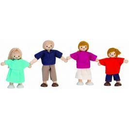 Plan Toys Rodina - bábiky
