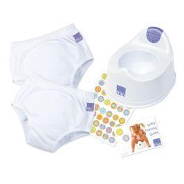 Bambinomio Učiaca súprava - nočník + 2 × učiace nohavičky 13-16 kg