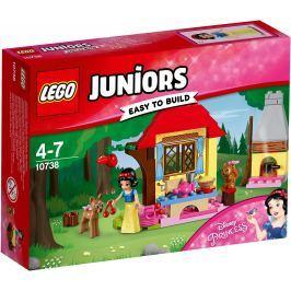 LEGO® Juniors 10738 Snehulienkina chalúpka v lese