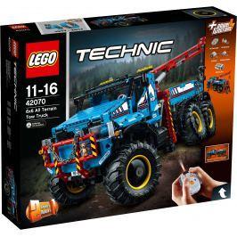 LEGO® Technic 42070 Terénny odťahový voz 6x6