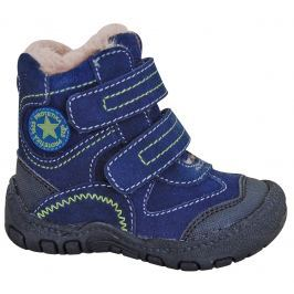 Protetika Chlapčenské zimné topánky DEREX - modré