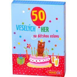 Mindok 50 hier na detskú oslavu