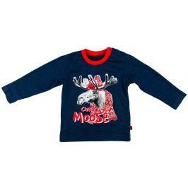 MMDadak Chlapčenské tričko Los - tmavo modré