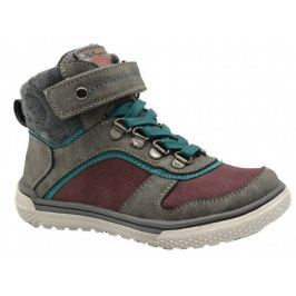 Bugga Chlapčenské členkové topánky - šedé
