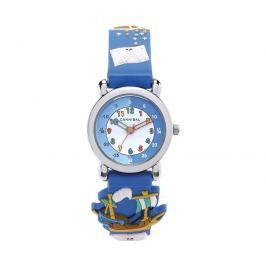 Cannibal Chlapčenské hodinky s loďami - modré