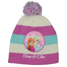 E plus M Dievčenská čiapka Frozen - farebná