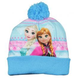 909f1a2b4 Detail · E plus M Dievčenská čiapka Frozen - modrá