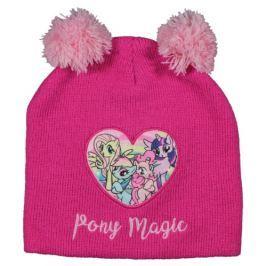 66416ee7a Detail · E plus M Dievčenská čiapka My little Pony - ružová