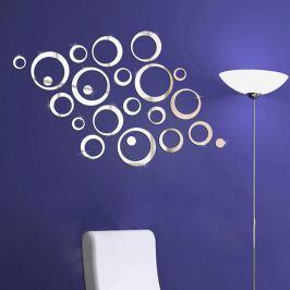 Ambiance Samolepky na stenu, zrkadlové krúžky