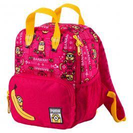 Puma Dievčenský batoh Mimoni - ružový