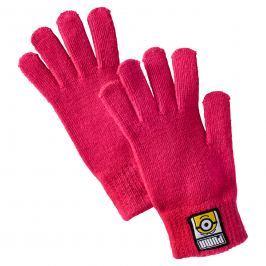 Puma Dievčenské rukavice Mimoni - ružové