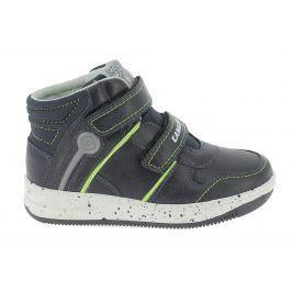 Canguro Chlapčenské členkové topánky - šedo-modré
