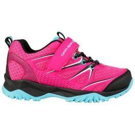 ALPINE PRO Dievčenské outdoorové topánky Talish - ružové